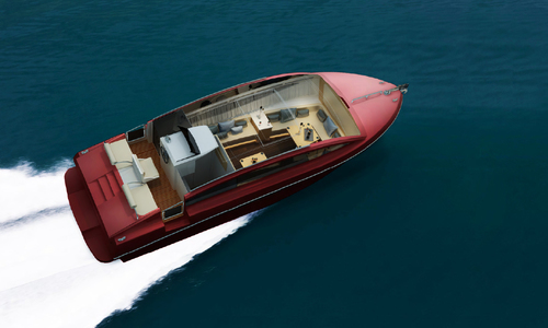 Image of Acury TB 9 Taxi Boat for sale in United Arab Emirates for $198,000 (£153,521) United Arab Emirates