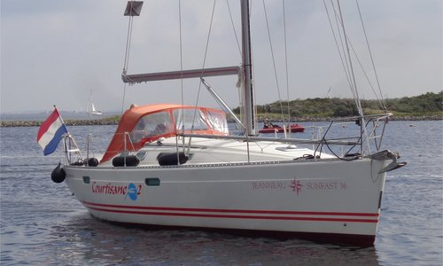 Image of Jeanneau Sun Fast 36 for sale in Netherlands for €49,500 (£43,573) In verkoophaven, Netherlands