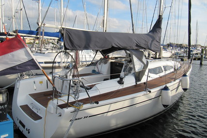 Dehler 34 SV for sale in Netherlands for €97,500 (£85,986)