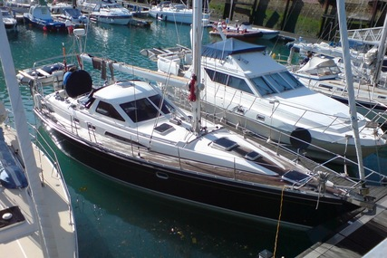Trintella 42 for sale in Spain for €185,000 (£165,142)