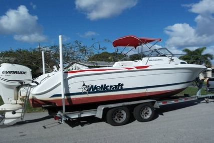 Wellcraft 240 Coastal Walkaround for sale in United States of America for $18,200 (£13,202)