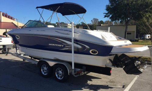 Image of Monterey 248 LS for sale in United States of America for $22,500 (£16,018) Jacksonville, Florida, United States of America
