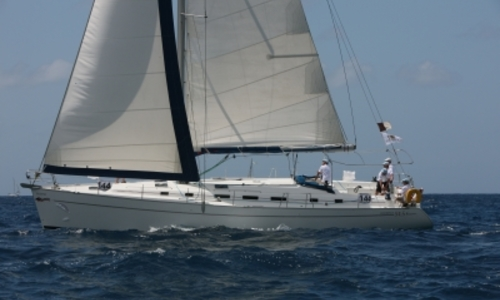 Image of Beneteau Cyclades 50.5 for sale in France for €109,000 (£96,557) SAINT MANDRIER, France