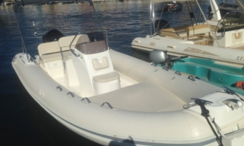 Image of Nuova Jolly 630 Freedom for sale in France for €29,500 (£25,839) LES MARINES DE COGOLIN, France