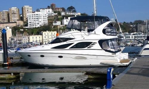 Image of Silverton 38 Sport Bridge part ex poss for sale in United Kingdom for £134,995 United Kingdom