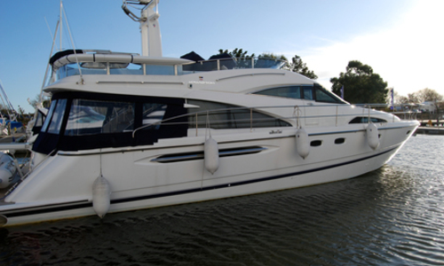 Image of Fairline Squadron 58 for sale in United Kingdom for £649,950 United Kingdom