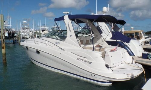 Image of Four Winns 318 Vista for sale in United States of America for $78,900 (£58,570) Tequesta, Florida, United States of America