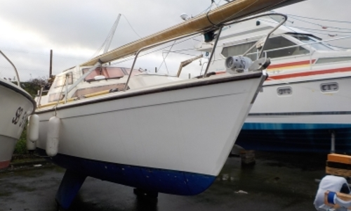 Image of Beneteau Evasion 22 for sale in France for €6,500 (£5,696) SAINT QUAY PORTRIEUX, France