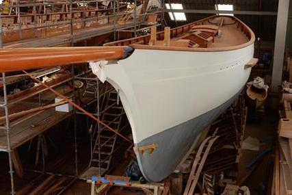 J A Allen Vintage Gaff Yawl 1890 Project for sale in France for €350,000 (£308,819)