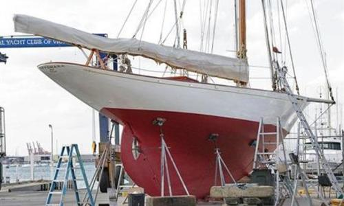 Image of William Fife & Sons Gaff Cutter for sale in Australia for €590,000 (£522,647) Australia