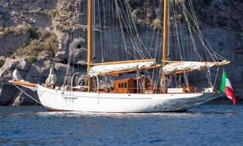 Image of Summers & Payne Ketch 1897 for sale in Italy for €1,500,000 (£1,329,163) Italy