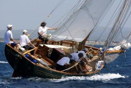 Traditional Gaff cutter yacht for sale in Spain for €89,000 (£78,946)