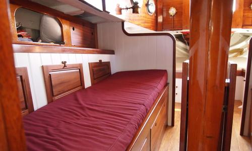Image of Traditional Gaff cutter yacht for sale in Spain for €89,000 (£77,779) Mallorca, , Spain
