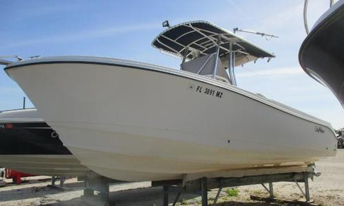 Image of Edgewater 245CC for sale in United States of America for $34,990 (£25,047) Palmetto, FL, United States of America