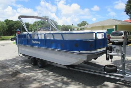 22 Pontoon for sale in United States of America for $12,899 (£9,759)