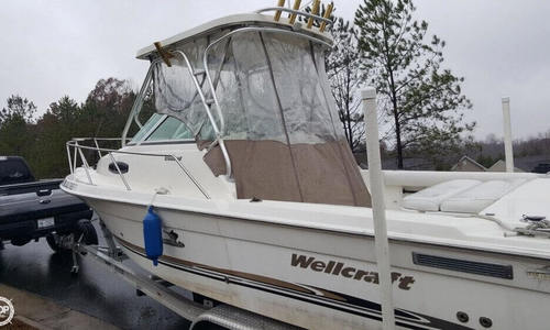 Image of Wellcraft 220 Coastal for sale in United States of America for $19,500 (£14,791) Waxhaw, North Carolina, United States of America