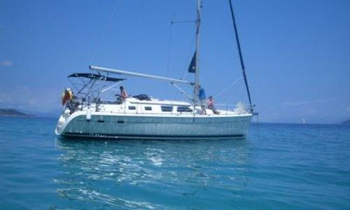 Image of Hunter 41 Deck Saloon for sale in Greece for £75,000 Levkas, , Greece