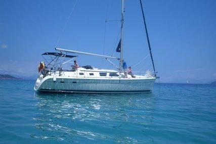 Hunter Legend 41 Deck Saloon for sale in Greece for £75,000