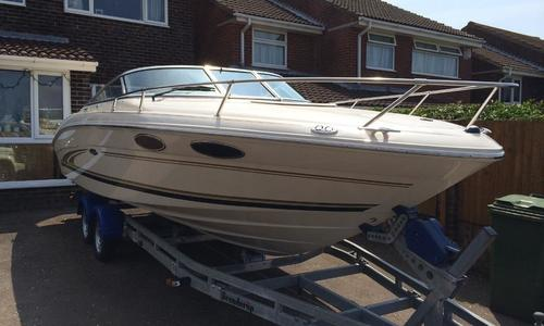 Image of Sea Ray 230 for sale in United Kingdom for £20,000 Portsmouth, Hampshire, , United Kingdom