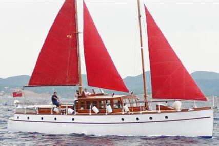 O.M. Watts Motor Sailer for sale in Spain for €240,000 (£212,258)