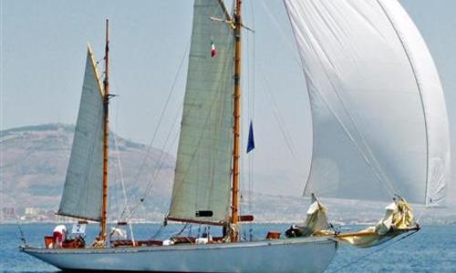 Image of Fred Shepherd 55ft Gaff Ketch for sale in France for €250,000 (£224,054) France