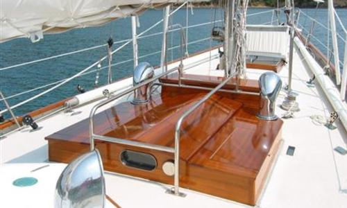 Image of Bill Tripp Abeking & Rasmussen Cutter for sale in New Zealand for €375,000 (£330,289) New Zealand