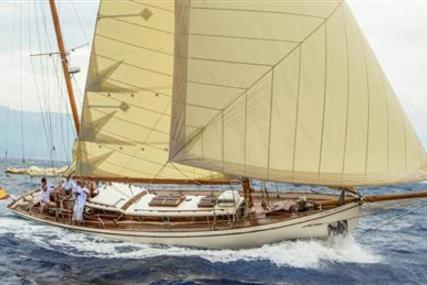John Alden Bain, Miller & Son  Ketch for sale in Spain for €450,000 (£393,185)