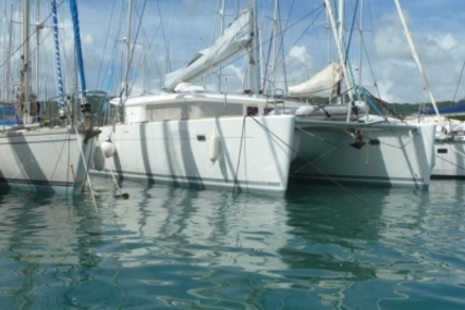 Lagoon 450 for sale in France for €430,000 (£383,466)