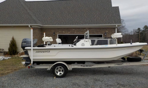 Image of Sundance F19 Center Console for sale in United States of America for $19,500 (£14,757) Reidsville, North Carolina, United States of America