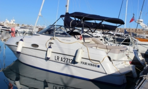 Image of Four Winns Vista 258 for sale in France for €24,400 (£21,389) ANTIBES, France