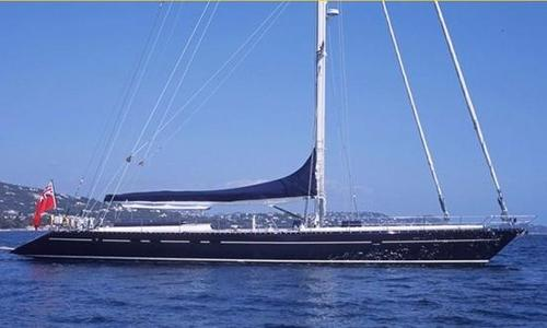 Image of Trehard 90ft Cutter Rig Sloop for sale in France for €790,000 (£696,840) Port Napoleon, France