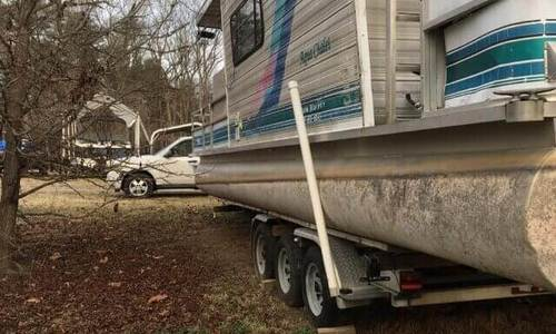 Image of Leisure Kraft 30 House Boat for sale in United States of America for $15,000 (£11,319) Spotsylvania, Virginia, United States of America