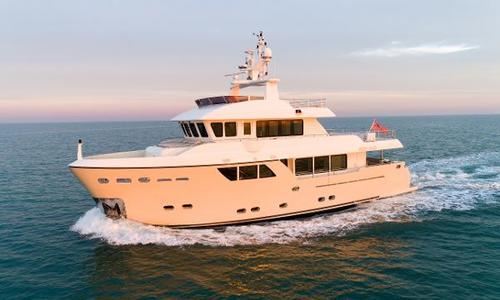 Image of Cantiere delle Marche Darwin Expedition Yacht for sale in Greece for $7,000,000 (£5,044,063) Traveling , Greece