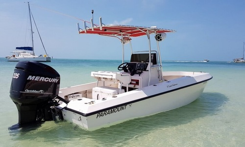 Image of Paramount 21 Super Fisherman for sale in United States of America for $22,000 (£15,731) Key West, Florida, United States of America