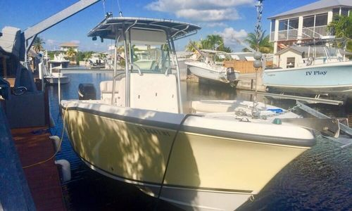 Image of Mako 234 CC for sale in United States of America for $52,000 (£40,310) Key Largo, Florida, United States of America