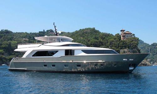 Image of Sanlorenzo SD92 for sale in Italy for €4,000,000 (£3,541,296) Italy