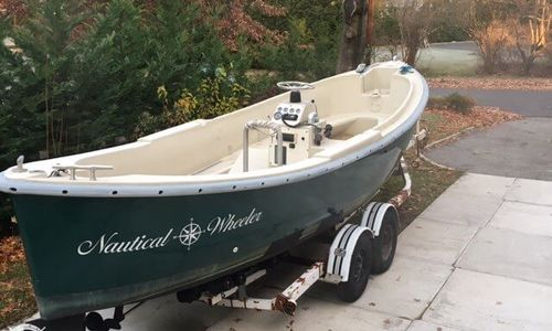 Image of Navy Motor Whale boat 26 for sale in United States of America for $12,500 (£9,326) Stamford, Connecticut, United States of America