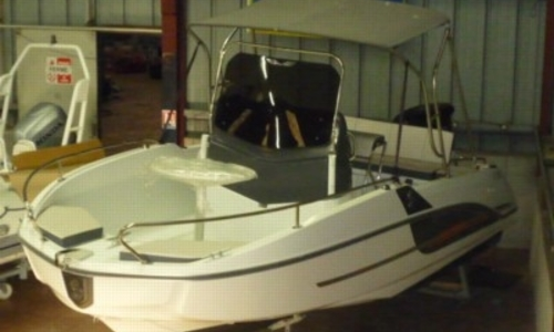 Image of Beneteau Flyer 5.5 Spacedeck for sale in France for €22,500 (£20,194) BREST, France
