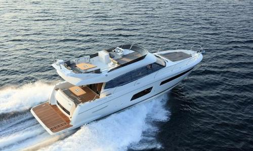 Image of Prestige 560 for sale in United Kingdom for £722,102 Lincoln, United Kingdom