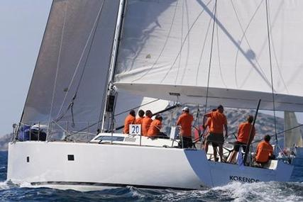 Vismara Carbon composite Fast Sloop for sale in France for €795,000 (£704,244)