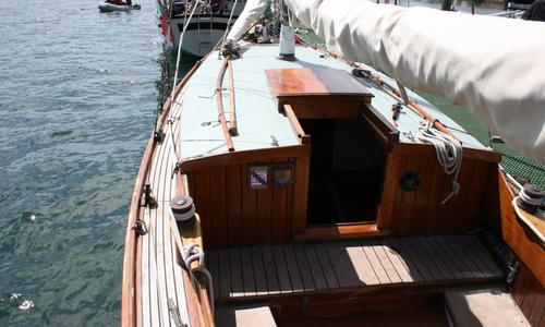 Image of Harry Feltham Bermudan Cutter for sale in United Kingdom for £14,000 Cornwall, , United Kingdom