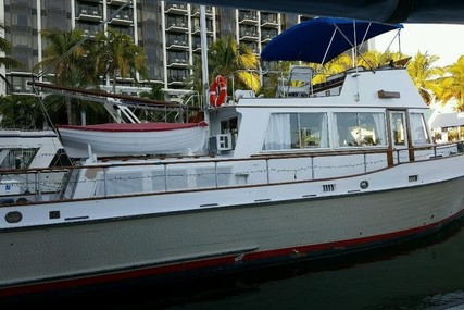 Grand Banks 42 Classic for sale in United States of America for $44,500 (£31,859)