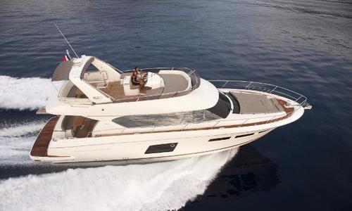 Image of Prestige 620 for sale in United Kingdom for €1,400,000 (£1,239,454) Lincoln, United Kingdom