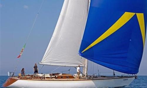 Image of Sangermani 66 Cutter for sale in Italy for €620,000 (£545,765) Italy