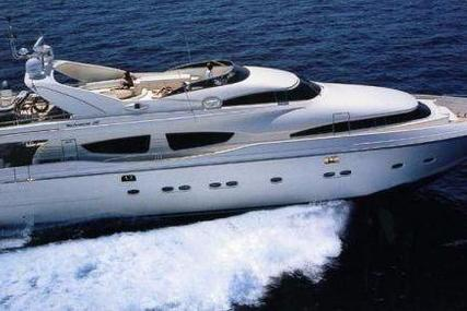 Posillipo Technema 95S for sale in Greece for €2,250,000 (£1,981,733)