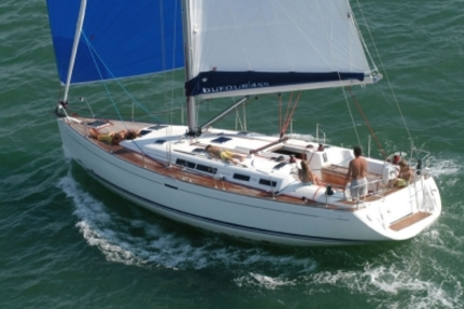Dufour 455 GRAND LARGE for sale in France for €149,000 (£132,876)
