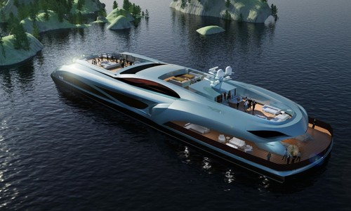 Image of Acury MY 70 for sale in United Arab Emirates for €98,000,000 (£88,012,358) United Arab Emirates
