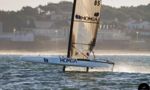 Image of EXPLODER AD3 for sale in France for €16,500 (£14,448) LES SABLES D'OLONNE, France