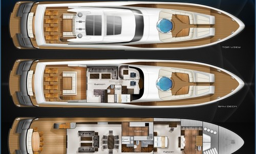 Image of Acury MY 35 for sale in United Arab Emirates for €11,000,000 (£9,809,604) United Arab Emirates