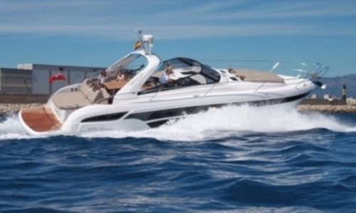 Image of Bavaria 45 Sport for sale in Spain for €320,000 (£281,725) Spain